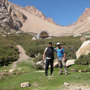 uco valley trekking