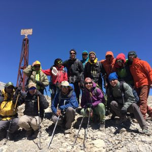 Andes Crossing Trek