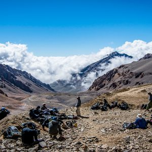Andes Crossing Trekking Guide Tour