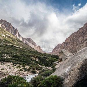 trekking valle de uco
