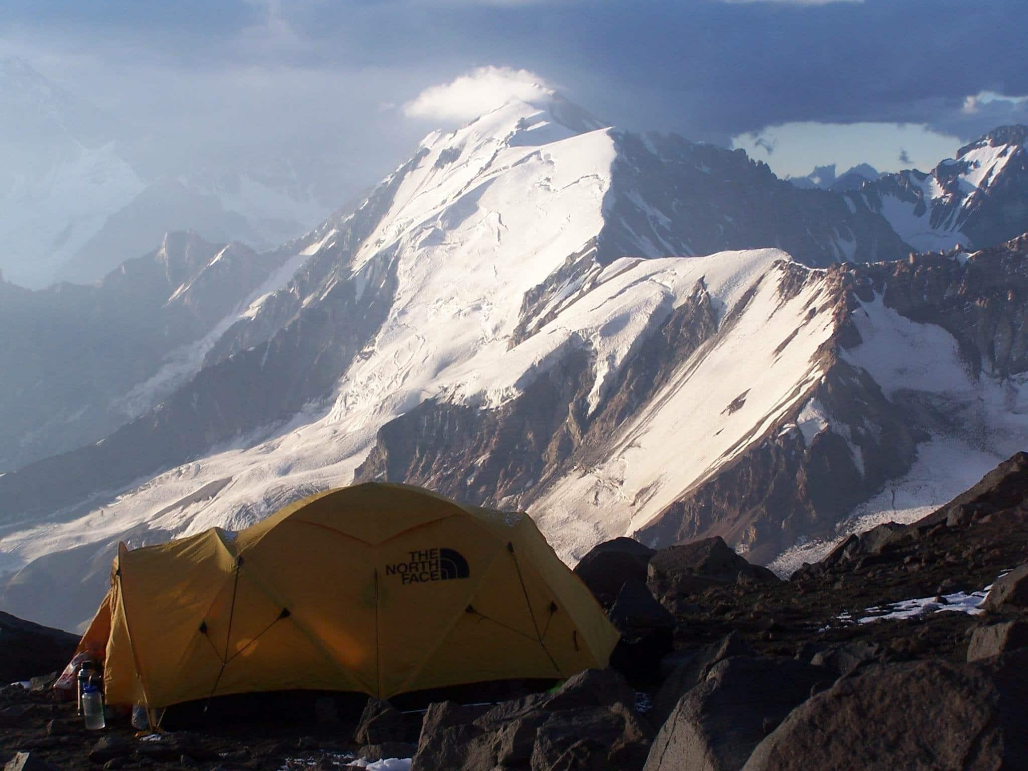 volcan tupungato expedicion